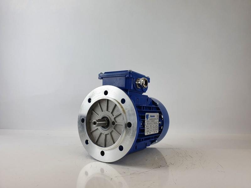 Elektrimootor 0,37kW/1500 p/min T1A 712-4 B5; IE1; IP55; 230/400V