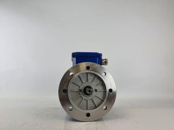 Elektrimootor 0,25kW/1000 p/min T1A 712-6 B5; IE1; IP55; 230/400V