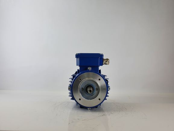 Elektrimootor 0,55kW/1500 p/min T1A 713-4 B14; IE1; IP55; 230/400V