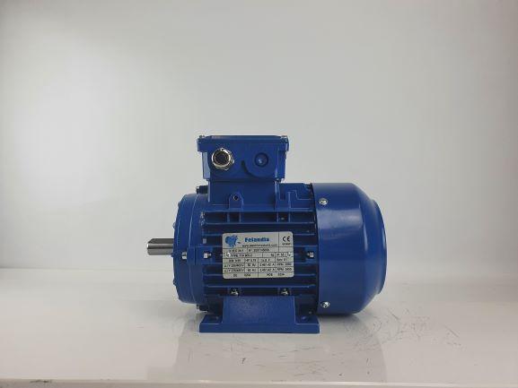 Elektrimootor 0,55kW/3000 p/min T1A 800-2 B3; IE1; IP55; 230/400V