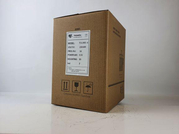 Elektrimootor 0,55kW/1500 p/min T1A 801-4 B5; IE1; IP55; 230/400V
