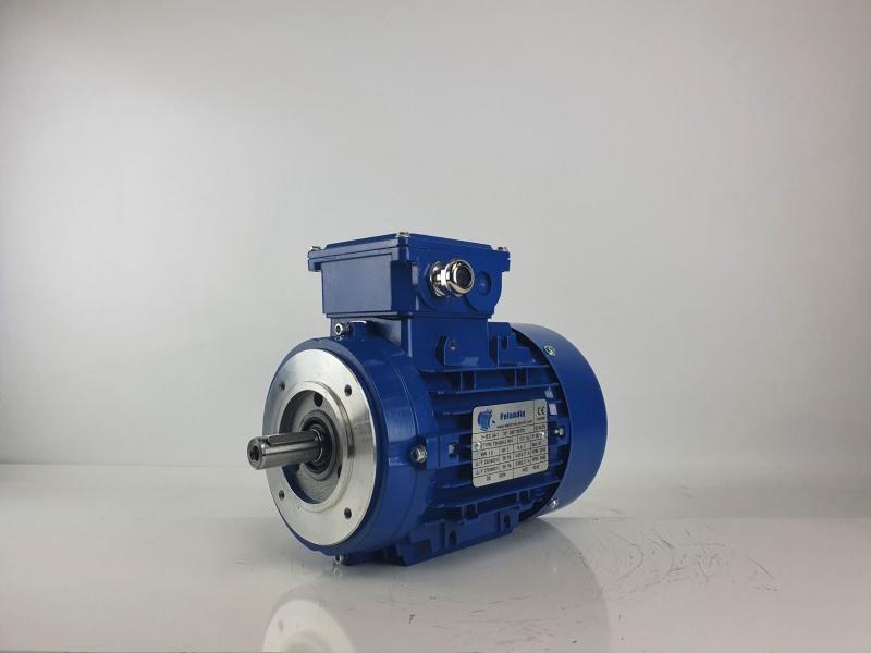 Elektrimootor 1,5kW/3000 p/min T3A 803-2 B14; IE3; IP55; 230/400V