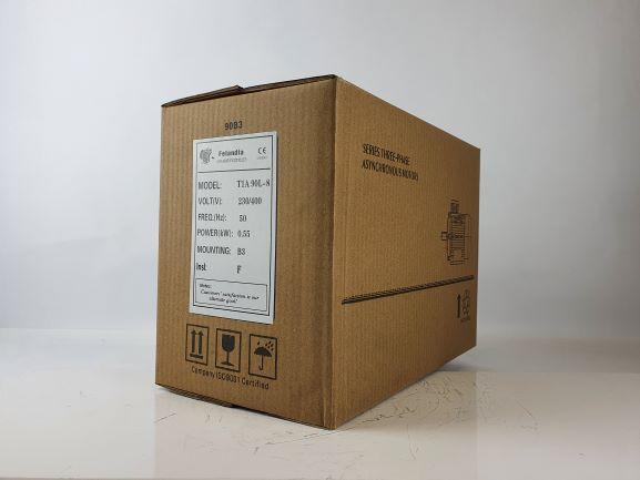 Elektrimootor 0,55kW/700 p/min T1A 90L-8 B3; IE1; IP55; 230/400V