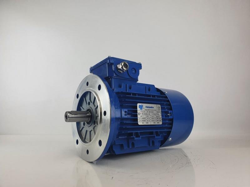 Elektrimootor 3,0kW/3000 p/min T3A 90L2-2 B5; IE3; IP55; 230/400V