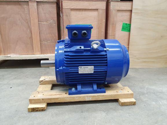 Elektrimootor 3,0kW/1000 p/min T2C 132S-6 B3; IE2; IP55; 230/400V