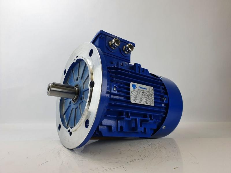 Elektrimootor 1,5kW/1000 p/min T3A 100L-6 B5; IE3; IP55; 230/400V