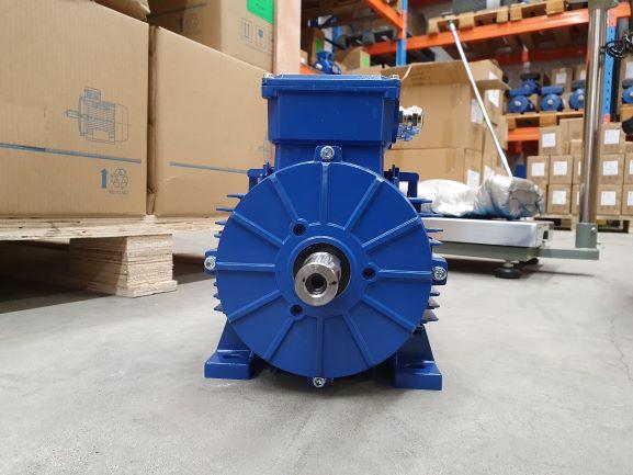 Elektrimootor 3,0kW/1500 p/min T3A 100L2-4 B3; IE3; IP55; 230/400V