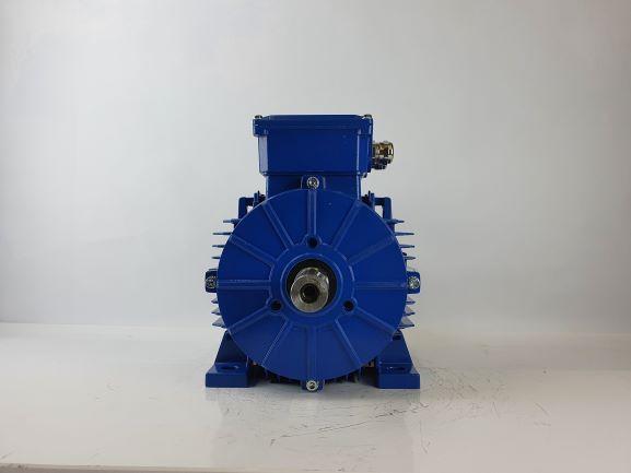 Elektrimootor 4,0kW/1500 p/min T3A 100L3-4 B3; IE3; IP55; 400/690V; PTC termistorid 130℃
