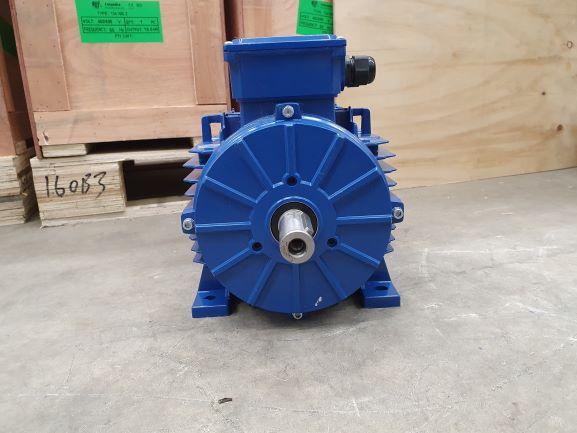 Elektrimootor 2,2kW/1000 p/min T3A 112M-6 B3; IE3; IP55; 230/400V
