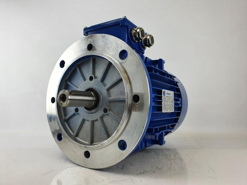 Elektrimootor 2,2kW/1000 p/min T3A 112M-6 B5; IE3; IP55; 230/400V
