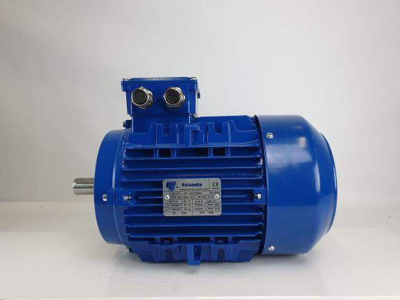Elektrimootor 5,5kW/3000 p/min T3A 112M2-2 B14; IE3; IP55; 400/690V; PTC termistorid 130℃