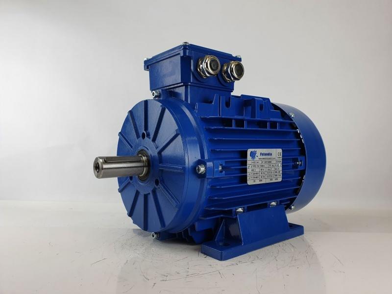Elektrimootor 3,0kW/1000 p/min T3A 112M2-6 B3; IE3; IP55; 230/400V