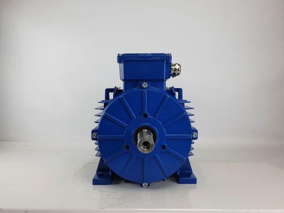 Elektrimootor 7,5kW/3000 p/min T3A 112M3-2 B3; IE3; IP55; 400/690V; PTC termistorid 130℃