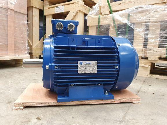 Elektrimootor 4,0kW/1000 p/min T3A 132M1-6 B3; IE3; IP55; 400/690V; PTC termistorid 130℃