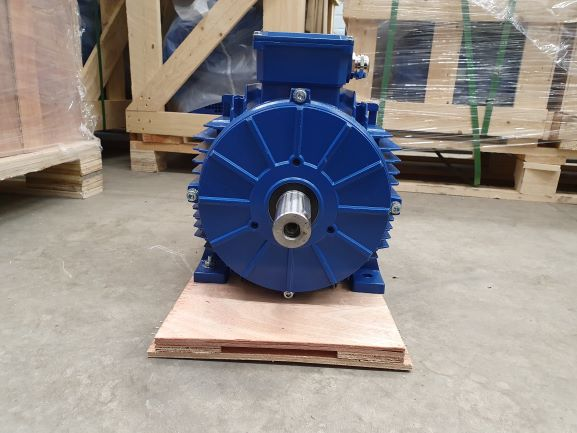 Elektrimootor 11,0kW/1500 p/min T3A 132M3-4 B3; IE3; IP55; 400/690V; PTC termistorid 130℃
