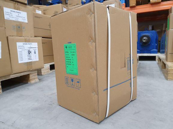 Elektrimootor 5,5kW/1500 p/min T3A 132S-4 B5; IE3; IP55; 400/690V; PTC termistorid 130℃