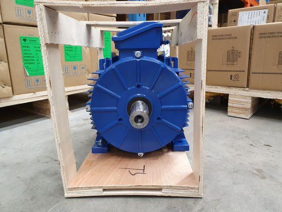 Elektrimootor 7,5kW/3000 p/min T3A 132S2-2 B3; IE3; IP55; 400/690V; PTC termistorid 130℃