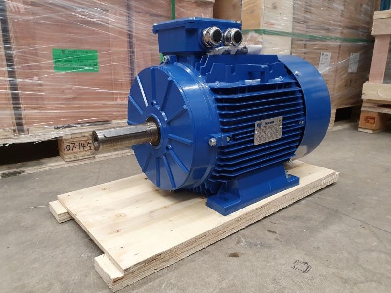 Elektrimootor 11,0kW/1500 p/min T3A 160M-4 B3; IE3; IP55; 400/690V; PTC termistorid 130℃