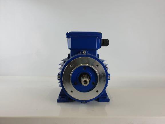 Elektrimootor 0,75kW/3000 p/min T3A 801-2 B34; IE3; IP55; 230/400V