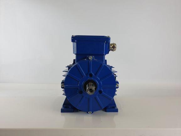 Elektrimootor 0,75kW/3000 p/min T3A 801-2 B3; IE3; IP55; 230/400V
