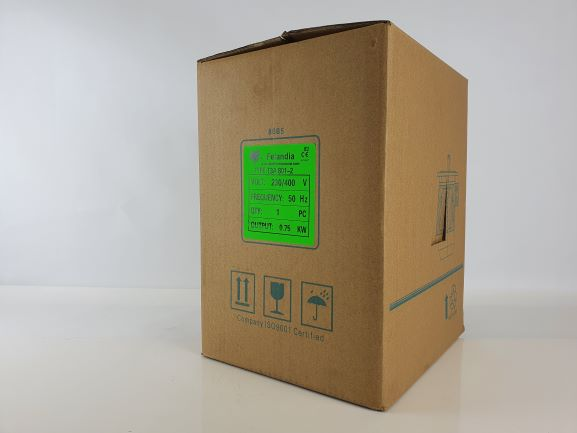 Elektrimootor 0,75kW/3000 p/min T3A 801-2 B5; IE3; IP55; 230/400V
