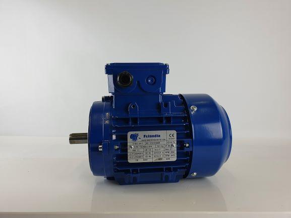 Elektrimootor 1,1kW/3000 p/min T3A 802-2 B14; IE3; IP55; 230/400V
