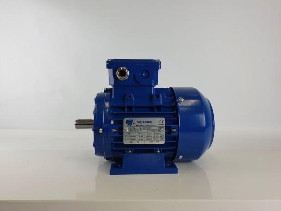 Elektrimootor 1,1kW/3000 p/min T3A 802-2 B3; IE3; IP55; 230/400V