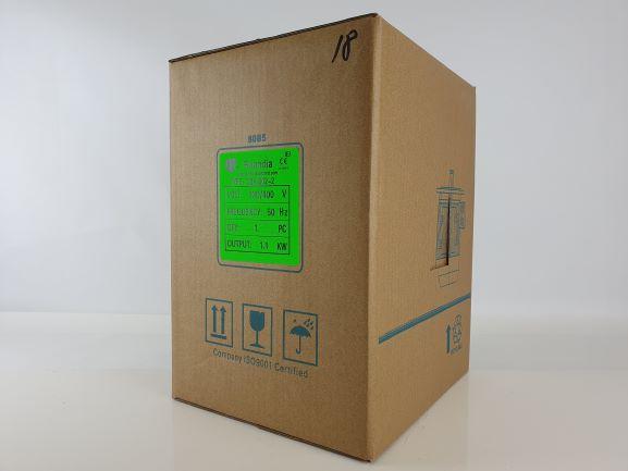 Elektrimootor 1,1kW/3000 p/min T3A 802-2 B5; IE3; IP55; 230/400V