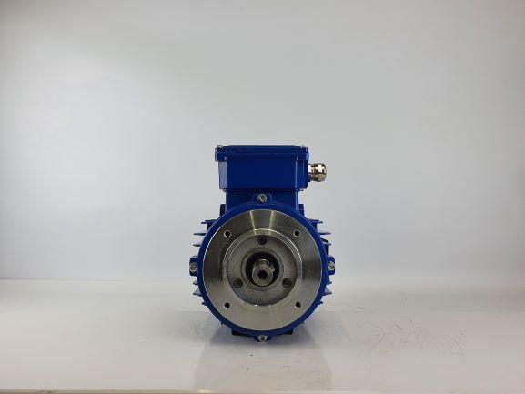 Elektrimootor 1,1kW/1500 p/min T3A 803-4 B14; IE3; IP55; 230/400V