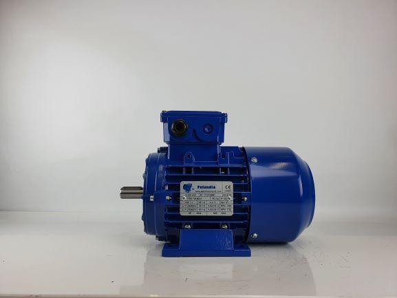 Elektrimootor 1,1kW/1500 p/min T3A 803-4 B3; IE3; IP55; 230/400V