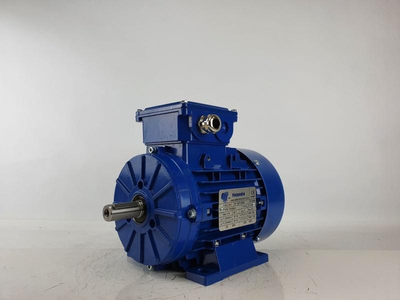Elektrimootor 0,75kW/1000 p/min T3A 803-6 B3; IE3; IP55; 230/400V
