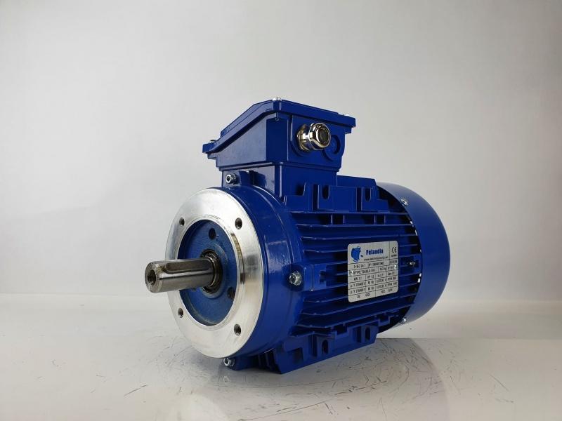 Elektrimootor 1,1kW/1000 p/min T3A 90L-6 B14; IE3; IP55; 230/400V