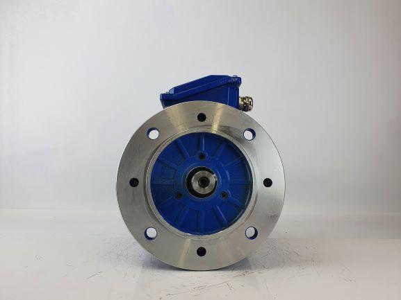 Elektrimootor 1,1kW/1000 p/min T3A 90L-6 B5; IE3; IP55; 230/400V