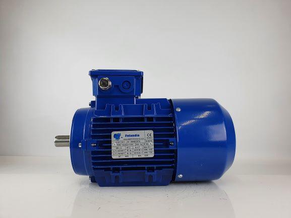 Elektrimootor 2,2kW/1500 p/min T3A 90L2-4 B14; IE3; IP55; 230/400V
