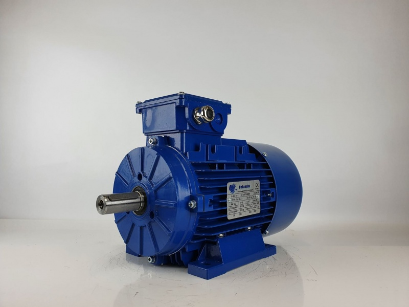 Elektrimootor 2,2kW/1500 p/min T3A 90L2-4 B3; IE3; IP55; 230/400V