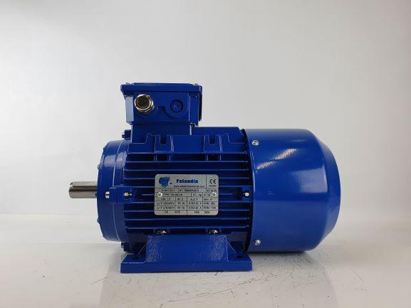 Elektrimootor 1,5kW/1000 p/min T3A 90L2-6 B3; IE3; IP55; 230/400V
