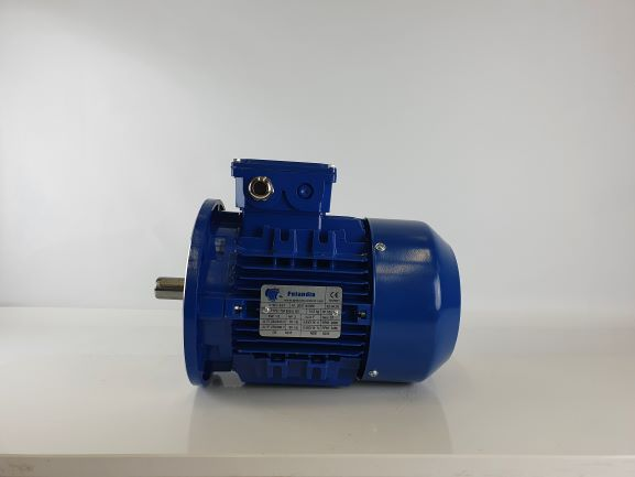 Elektrimootor 1,5kW/3000 p/min T3A 90S-2 B5; IE3; IP55; 230/400V