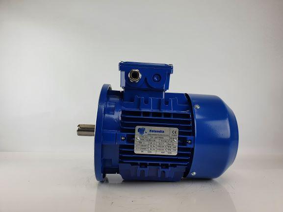 Elektrimootor 1,1kW/1500 p/min T3A 90S-4 B5; IE3; IP55; 230/400V