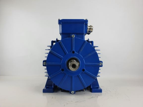 Elektrimootor 4,0kW/1500 p/min T3A 112M-4 B3; IE3; IP55; 400/690V; PTC termistorid 130℃