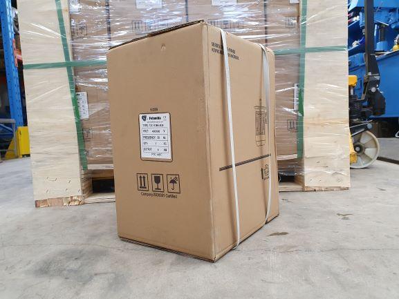 Elektrimootor 4,0kW/1500 p/min T3C 112M-4 B35; IE3; IP55; 400/690V; PTC termistorid 130℃