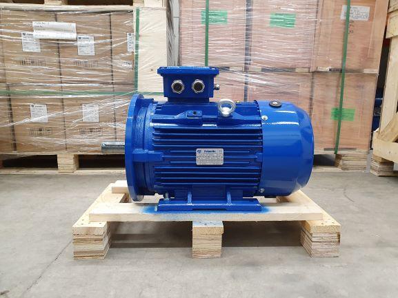 Elektrimootor 15,0kW/1500 p/min T3C 160L-4 B35; IE3; IP55; 400/690V; PTC termistorid 130℃