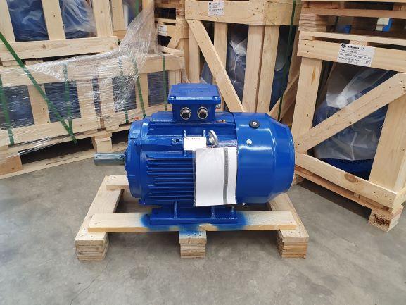 Elektrimootor 15,0kW/1000 p/min T3C 180L-6 B3; IE3; IP55; 400/690V; PTC termistorid 130℃