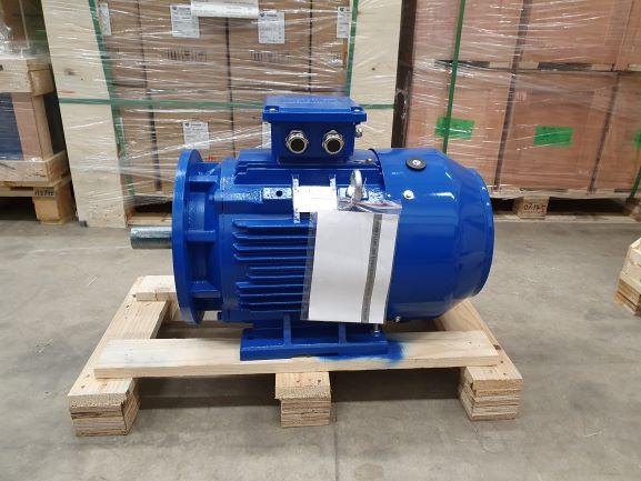 Elektrimootor 22,0kW/3000 p/min T3C 180M-2 B35; IE3; IP55; 400/690V; PTC termistorid 130℃