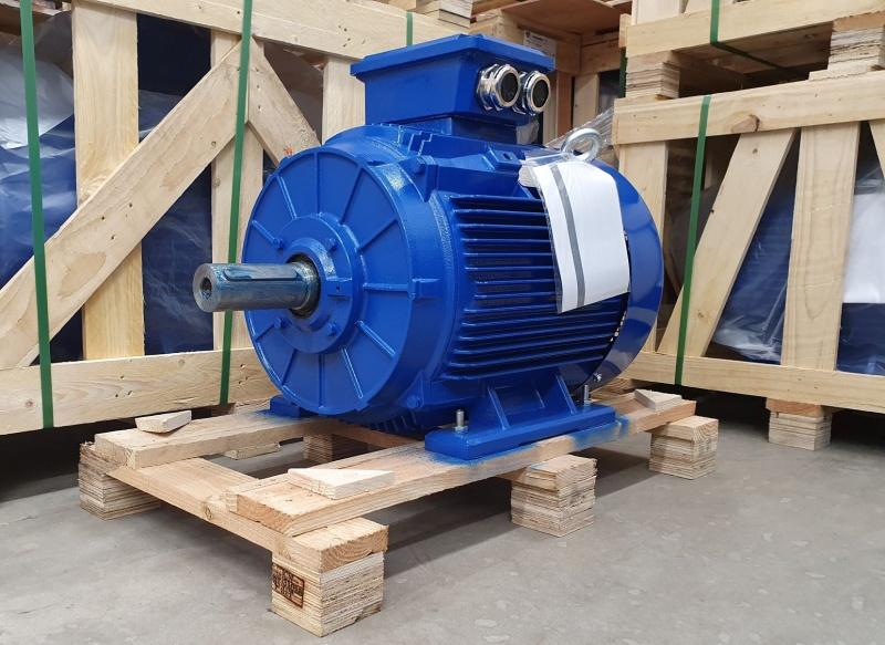 Elektrimootor 45,0kW/1500 p/min T3C 225M-4 B3; IE3; IP55; 400/690V; PTC termistorid 130℃