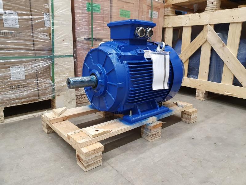 Elektrimootor 37,0kW/1500 p/min T3C 225S-4 B3; IE3; IP55; 400/690V; PTC termistorid 130℃
