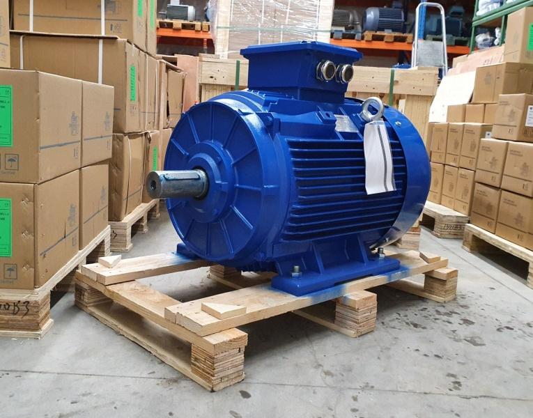 Elektrimootor 90,0kW/1500 p/min T3C 280M-4 B3; IE3; IP55; 400/690V; PTC termistorid 130℃