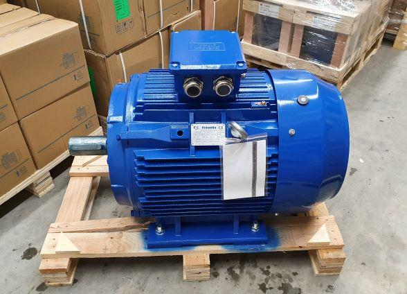 Elektrimootor 75,0kW/1500 p/min T3C 280S-4 B3; IE3; IP55; 400/690V; PTC termistorid 130℃
