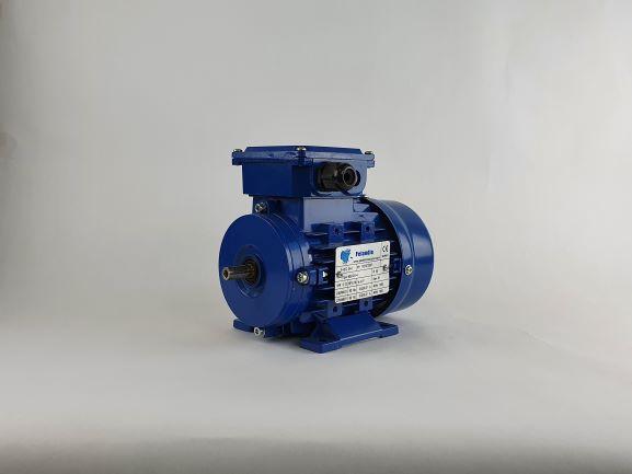 Elektrimootor 0,12kW/1500 p/min MS 631-4 B3; IE1; IP55; 230/400V