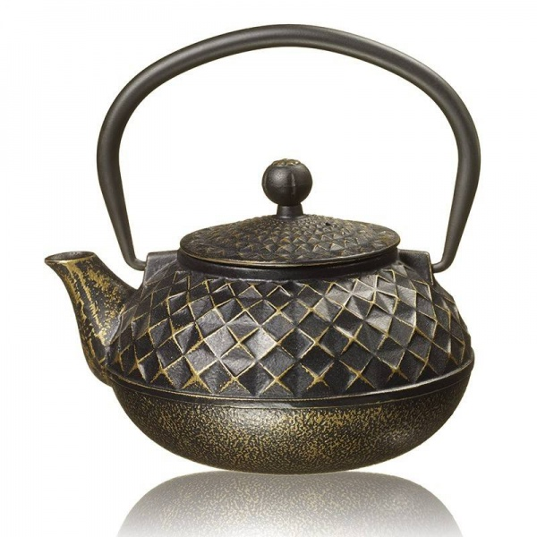 Ronnefeldt teapot, cast-iron 400ml