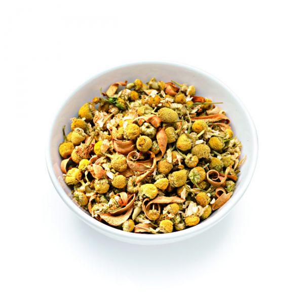 Ronnefeldt loose leaf tea Fruity Camomile 100g